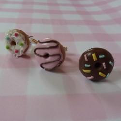 Donut Cufflinks